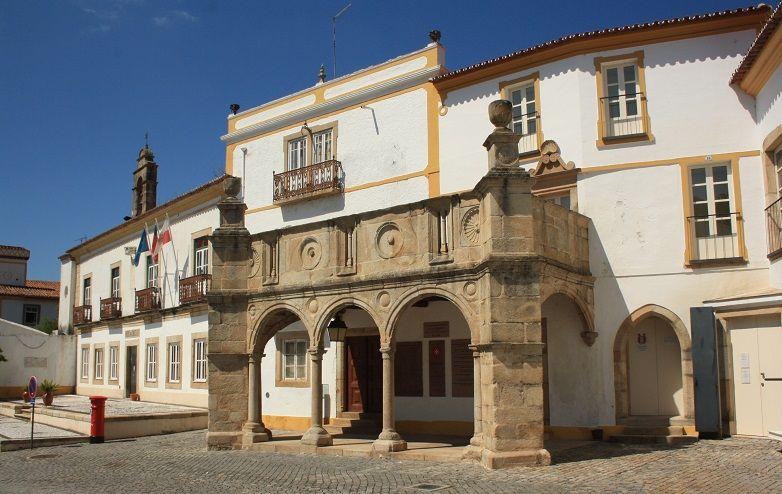 Centro Histórico da vila do Crato