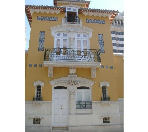 Edifício da Residência do Arquiteto Silva Rocha