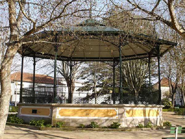 Coreto do Parque Municipal Infante D. Pedro