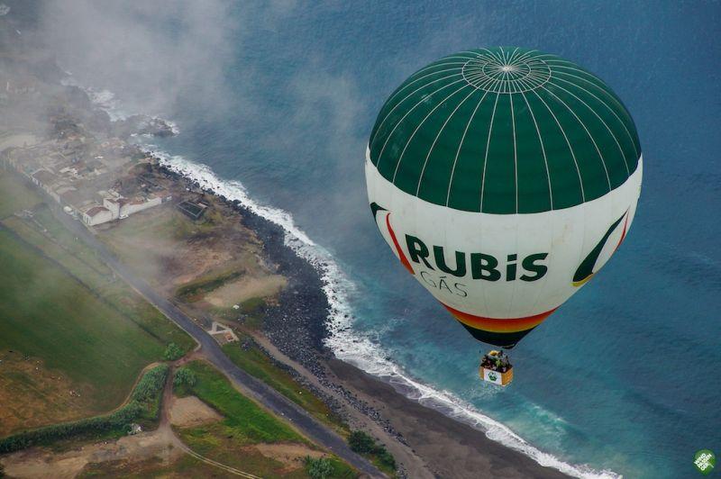 Festival Internacional Rubis Gás Balões de Ar Quente, Ribeira Grande, Portugal   2016