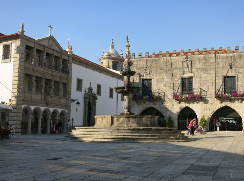 Centro Histórico de Viana do Castelo