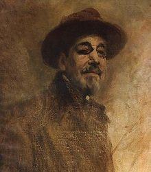 Columbano Bordalo Pinheiro [Auto-Retrato]