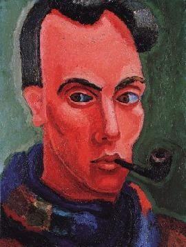 Auto-retrato, 1936-1939