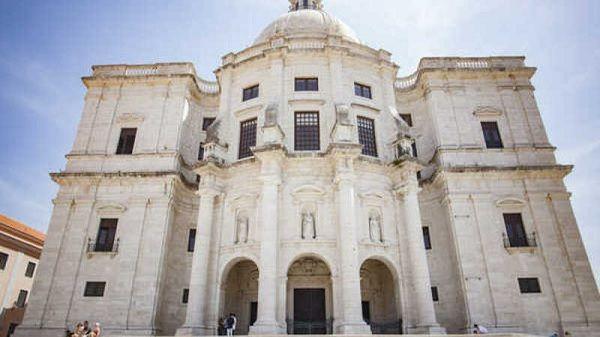 Panteão Nacional.© Nuno Pinto Fernandes