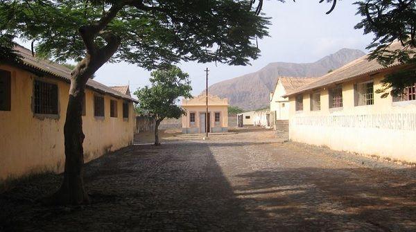 Antigo campo de concentração do Estado Novo funcionou entre 1936 e 1956. Foto: Wikipedia