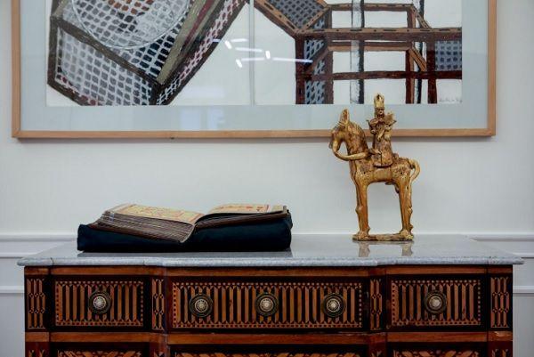 O códice do Apocalipse de Lorvão e a escultura de Rosa Ramalho_Nuno Ferreira Santos