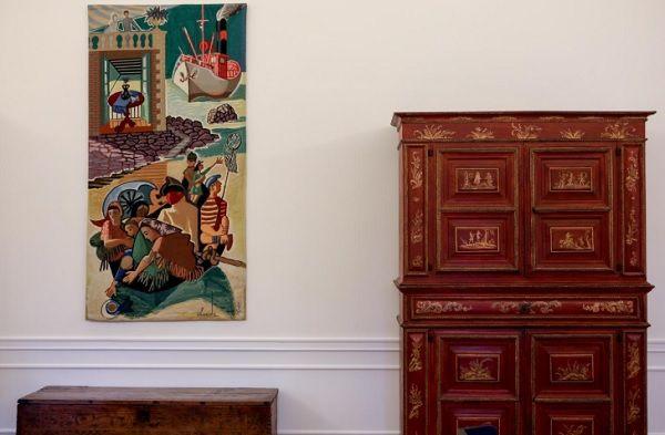 A tapeçaria de parede de Almada Negreiros_Nuno Ferreira Santos