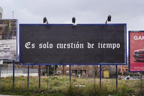 Félix González-Torres será o artista em destaque nesta edição, com a instalação It's Just a Matter of Time a invadir vários espaços de Madrid DR