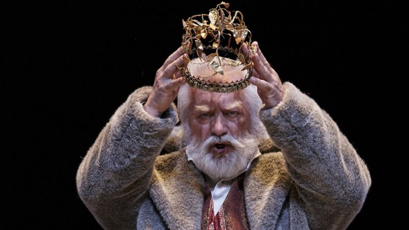 Representação de O Rei Lear no Centro Cultural de Belém pelo Ensemble Sociedadede Actores © DR Tuna/CCB