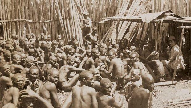 """""""A Story from Africa"""": memórias da ocupação do território Cuamato, em 1907"""