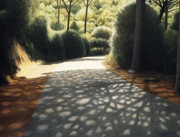 Pintura da série A Estrada da Comenda, 1993 DR