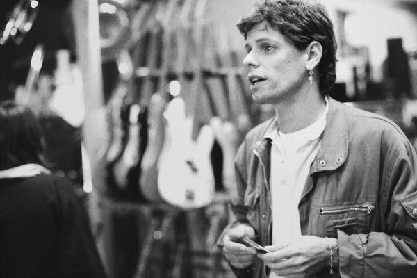 Zé Pedro Rock n'Roll mostra registos fotográficos inéditos e imagens de arquivo pessoais da banda