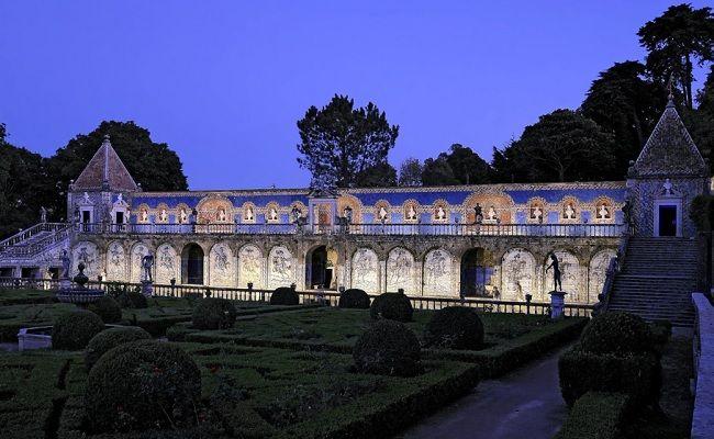 Palácio Fronteira à noite_Jorge Maio