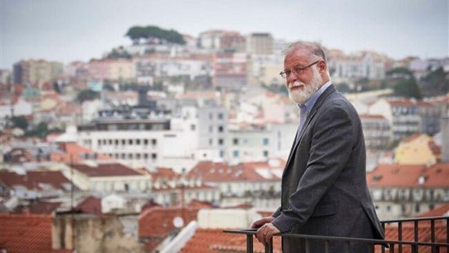 Alberto Manguel em Lisboa.© Direitos reservados