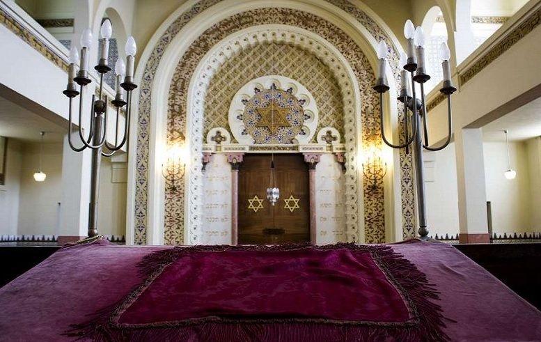 Sinagoga Kadoorie Mekor Haim, no Porto