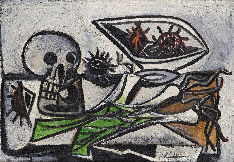 Natureza morta - Pablo Picasso