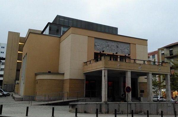 Cine-Teatro de Alcobaça João d'Oliva Monteiro
