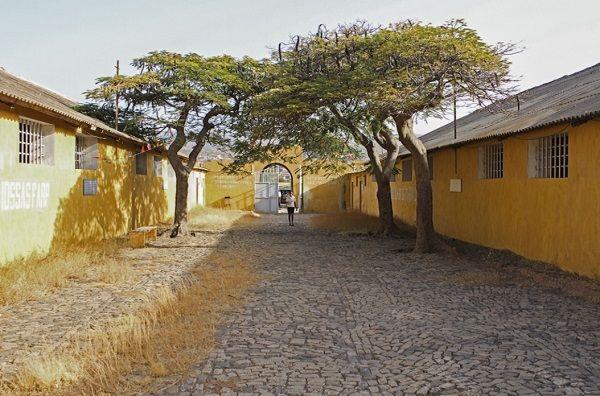 O antigo Campo de Concentração do Tarrafal foi classificado Património Cultural Nacional de Cabo Verde em 2004_Lusa/Fernando de Pina