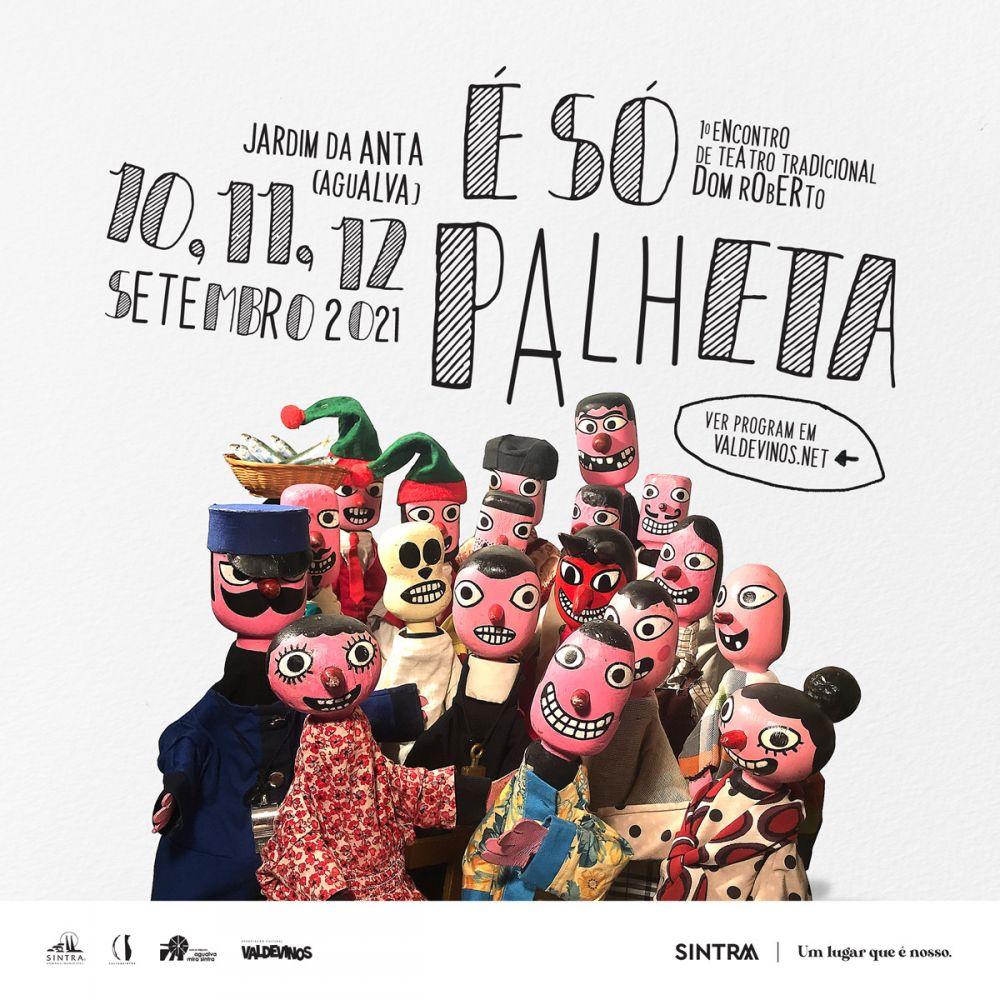 É Só Palheta - Encontro de Teatro Tradicional Dom Roberto | e-cultura