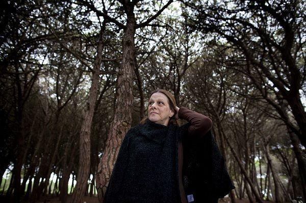 Hélia Correia está nomeada para o prémio de poesia pela obra Acidentes_ Foto de enric vives-rubio